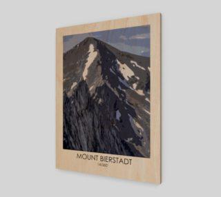 Mt Bierstadt Art Print preview