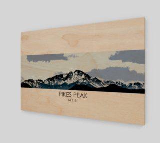 Pikes Peak Print preview
