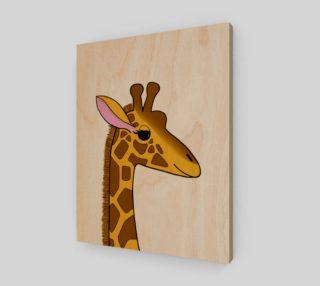 Aperçu de Georgia the Giraffe Artwork - 11