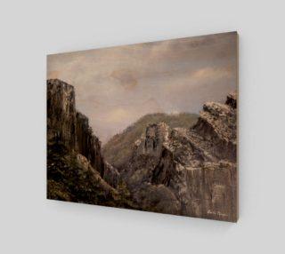 Yosemite / Canvas preview