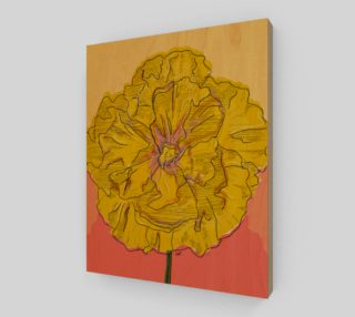 yellow flower preview