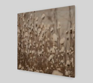 Winter Flowers Wall Art preview