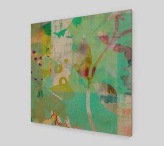532 Abundant Forest Art by Delores Naskrent preview