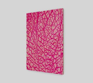 Desert Flower 2:3 Abstract Wall Art preview