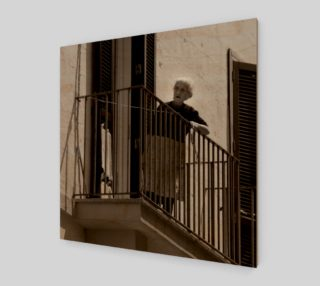 Utterly Italy Matera Woman 24x24 preview