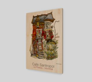 Cafe Santropol - Saint - Urbain & Duluth preview