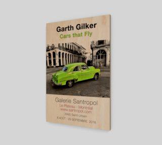 Cuban Cars - Green preview