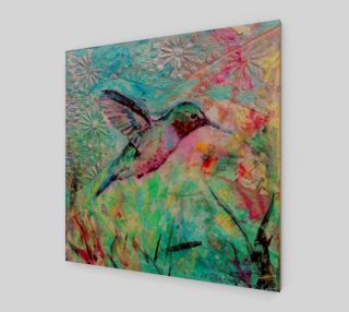Abstracted Hummingbird preview