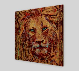 Aperçu de King Leo Close-up Fashion-Match / Virtual-Frame-In-Print