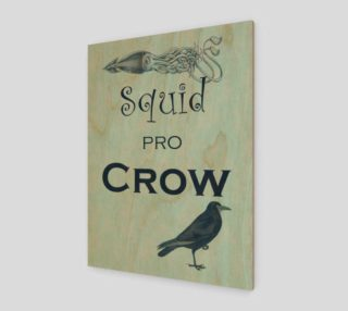 Squid Pro Crow Clarice preview