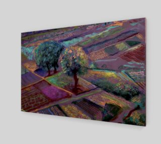 Tuscany Harvest Fashion-Match Art Print preview