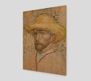 Aperçu de Vincent Van Gogh Self Portrait