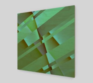 Green Modern Abstract preview
