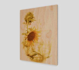 Aperçu de Sunflower in the Light