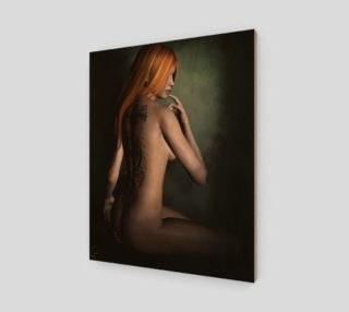 A Study In Shadows Nude Art by Tabz Jones preview