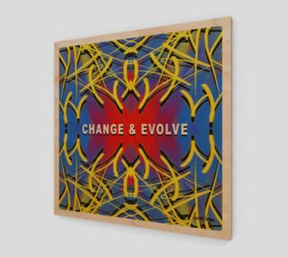 Change & Evolve  preview