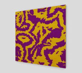 Aperçu de yellow and purple