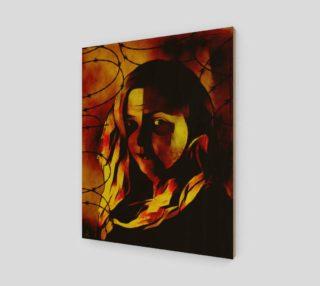 Aperçu de Inner Demons Modern Art by Tabz Jones