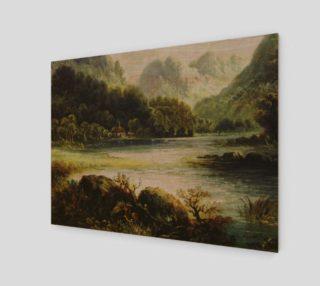 Aperçu de Glencoe by Williams Hugh Wood Wall Art