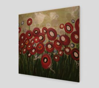 Whimsical Poppy preview