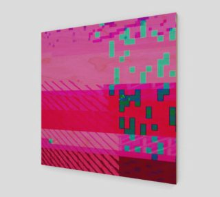 Pink & pixels preview