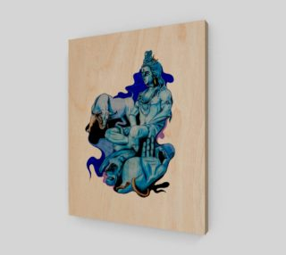 Shiva art preview