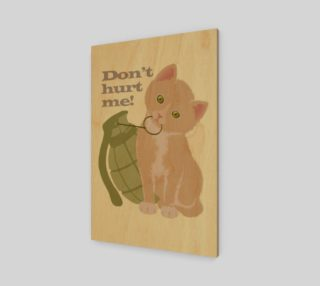 Aperçu de Don't hurt me!