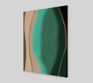 Turquoise Abstract preview