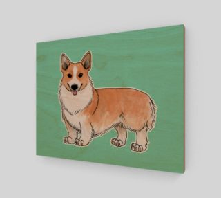 Aperçu de Welsh corgi dog