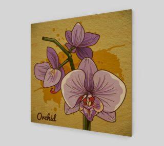 Aperçu de Elegant Orchid