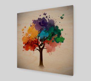 Rainbow Tree preview