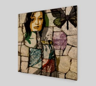 Butterfly  Pop Art Wall Art preview
