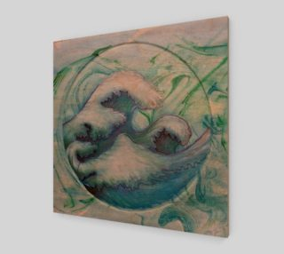 The Wave Wall Art preview