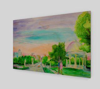 A Lovely Stroll {washington street bridge} preview