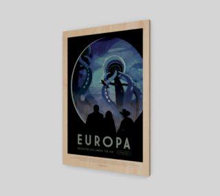 Europa Travel Print preview