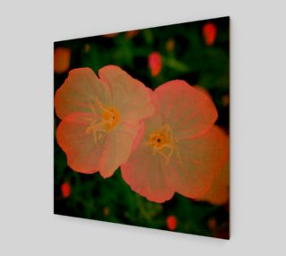 Tangerine Flowers  preview