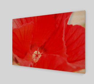 Red Hibiscus (Dots) preview