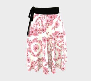 Pink Rhapsody Circle Skirt preview