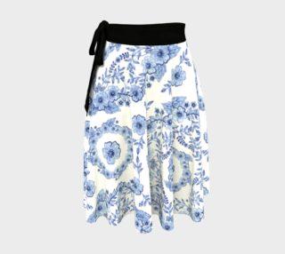 Blue Rhapsody Circle Skirt preview