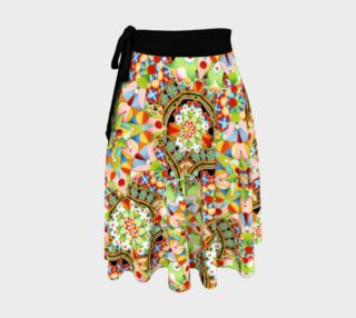 Aperçu de Pastel Westminster Circle Skirt