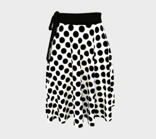 Black and White Polka Dots preview