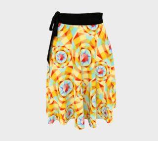 Aperçu de Firenze Circle Skirt