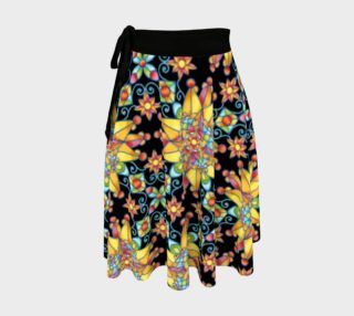 Aperçu de Alhambra Sunburst Circle Skirt