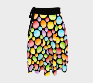 Happy Dots Circle Skirt preview