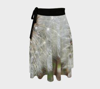 Dandelion Fluff Wrap Skirt preview