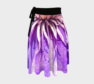Clematis Beauty Wrap Skirt preview