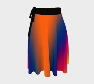 Aperçu de Sunset Wrap Skirt