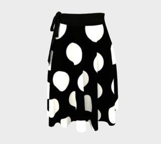 Aperçu de Effervescence Wrap Skirt