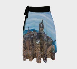 Aperçu de My Town Wrap Skirt