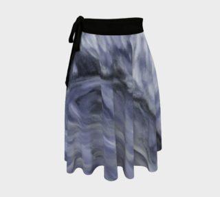 """Cusp"" Wrap Skirt preview"